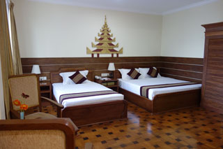 hotel yadanarbon chambre deluxe