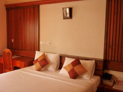 hotel pyay lucky dragon chambre