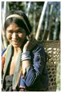 Shan or Pao Woman.