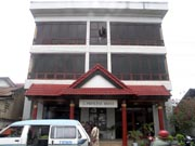 facade princess hotel kentung birmanie